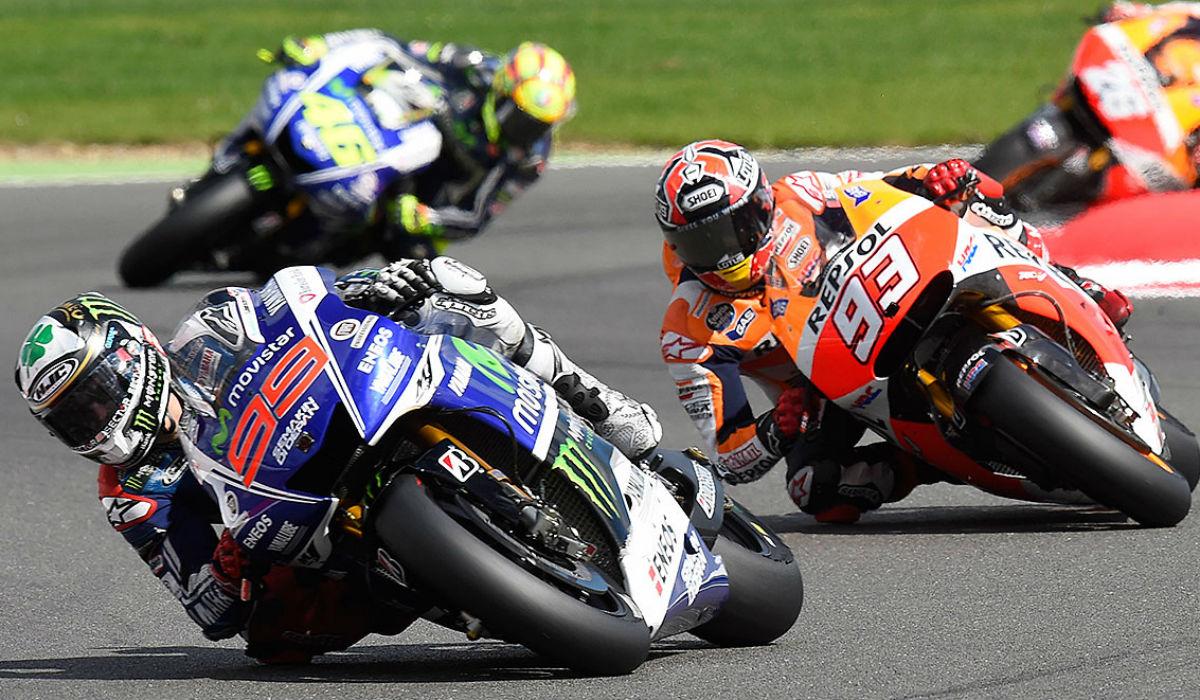 MotoGP Silverstone 2014