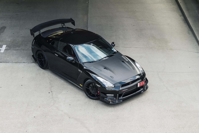 Nissan GTR 1