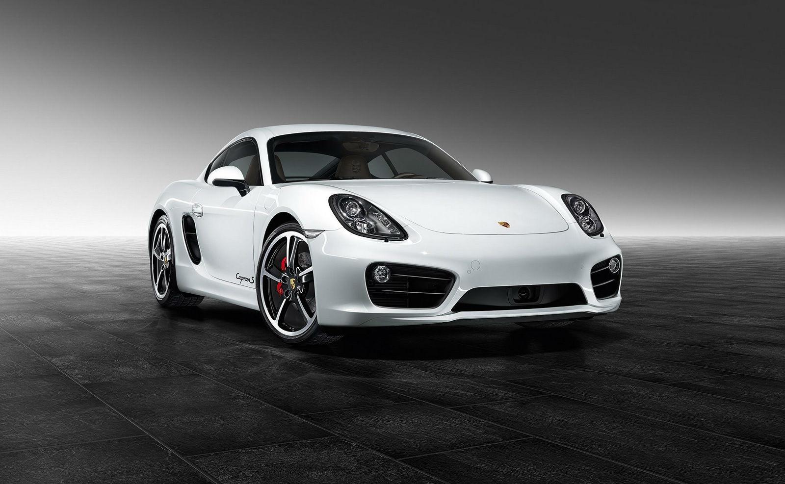 Porsche Cayman S Exclusive 1