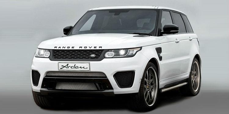 Range Rover Sport SVR Arden 1