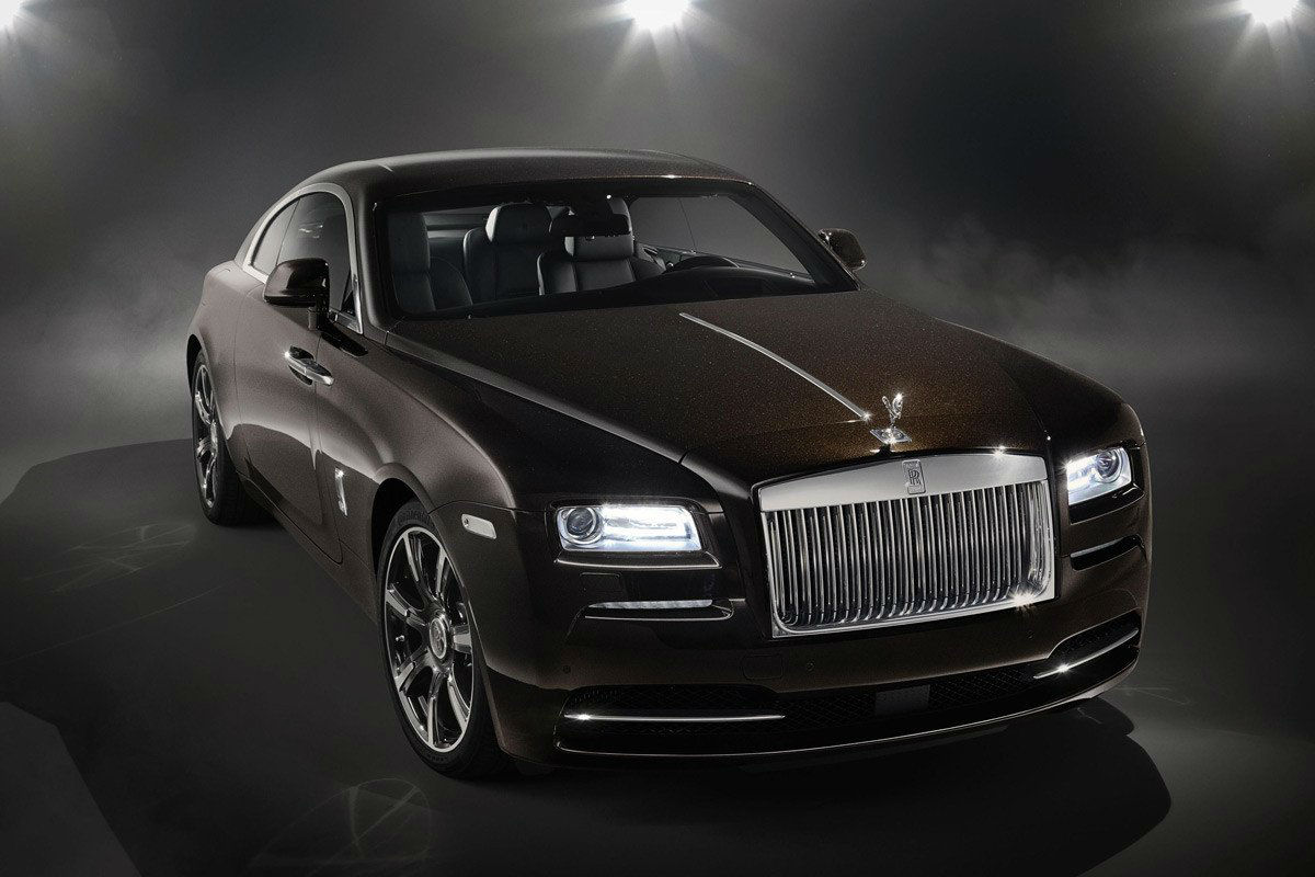 Rolls Royce Wraith Inspired by Music 1