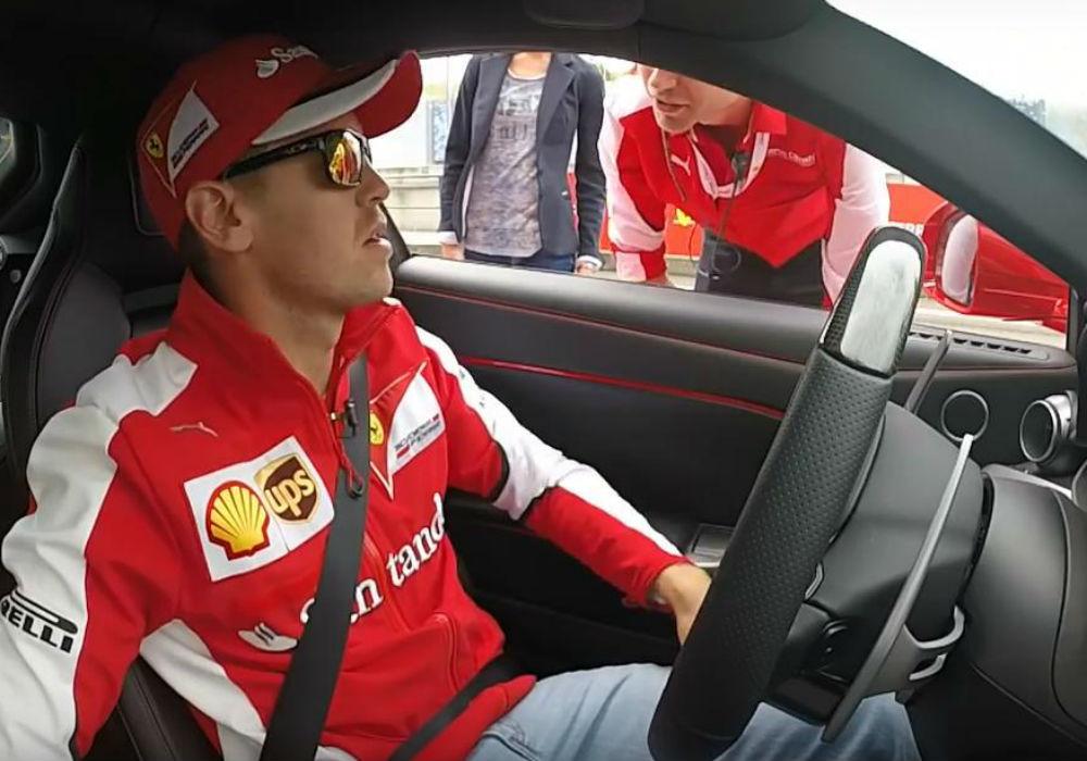 Vettel F12 Berlinetta