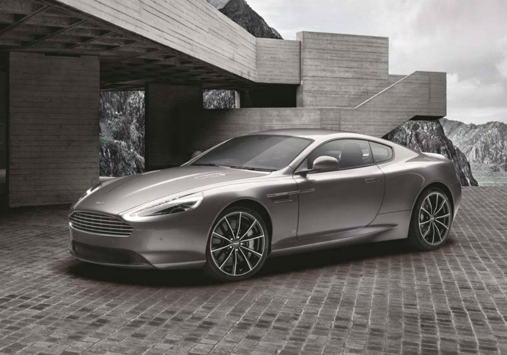 Aston Martin DB9 GT Bond Edition 4