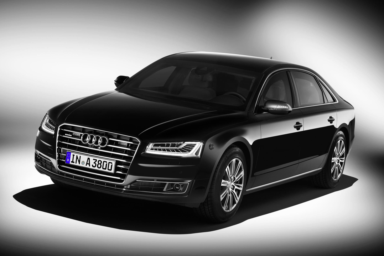 Audi A8L Security 1