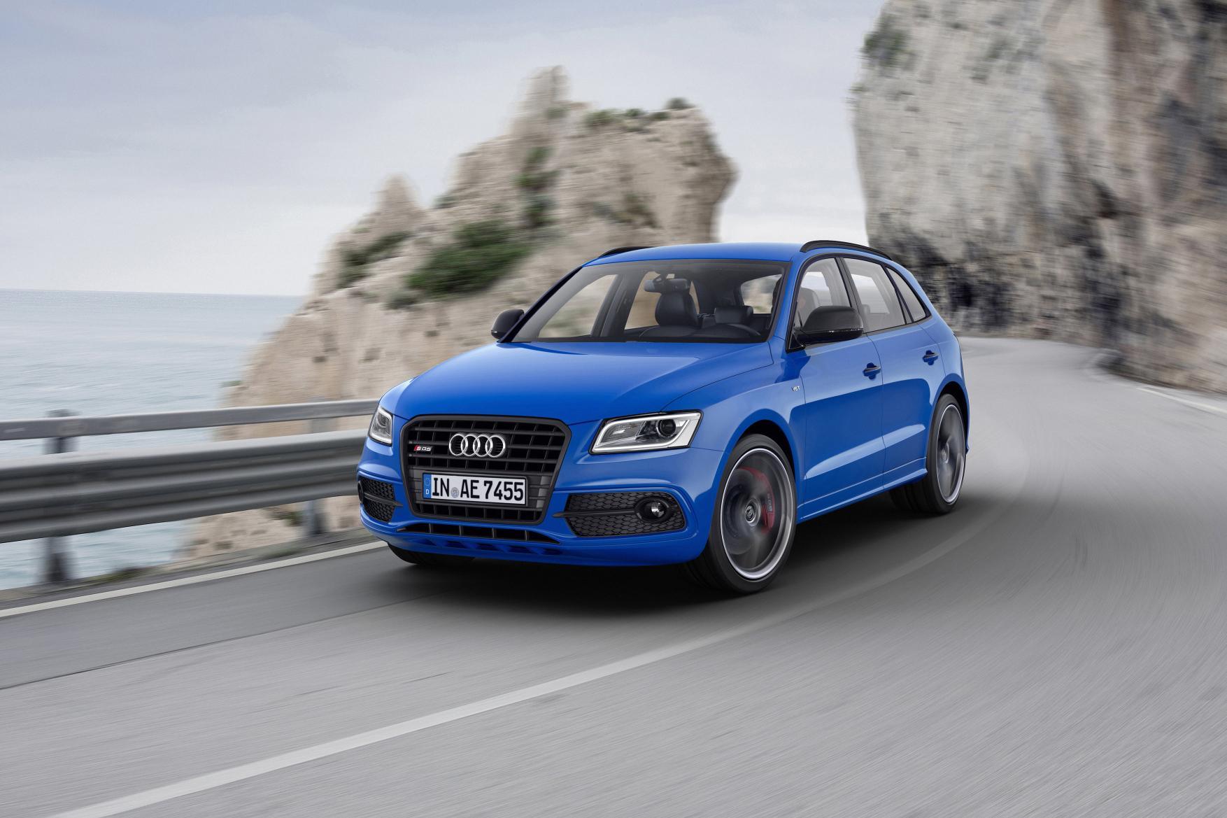 Audi SQ5 TDI 1