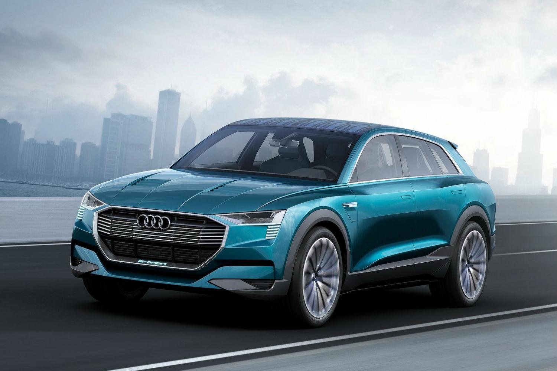 Audi e-tron quattro concept 1