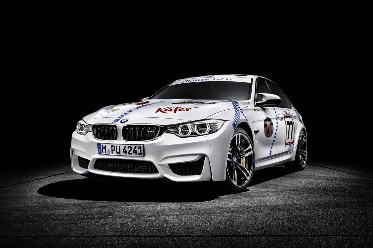 BMW M3 Oktoberfest 1