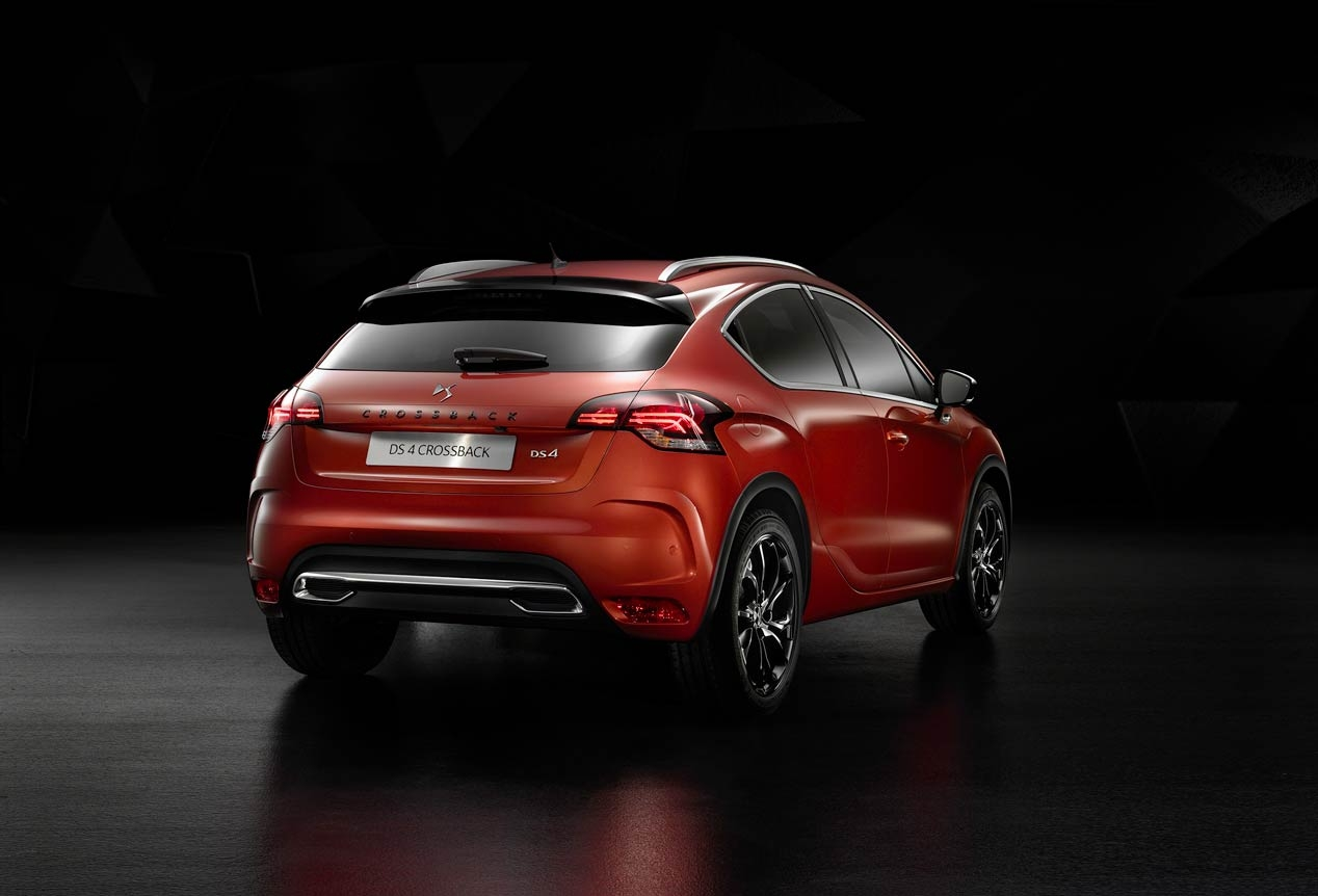 DS 4 Crossback 2