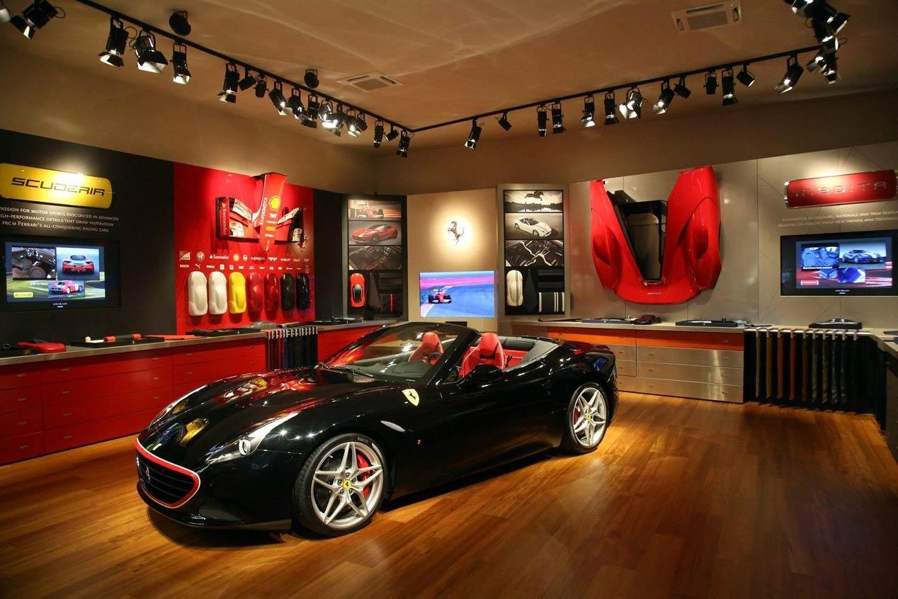 Ferrari California T Tailor Made 1