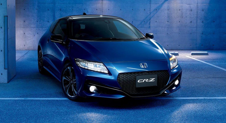 Honda CR-Z: una renovación que no verás