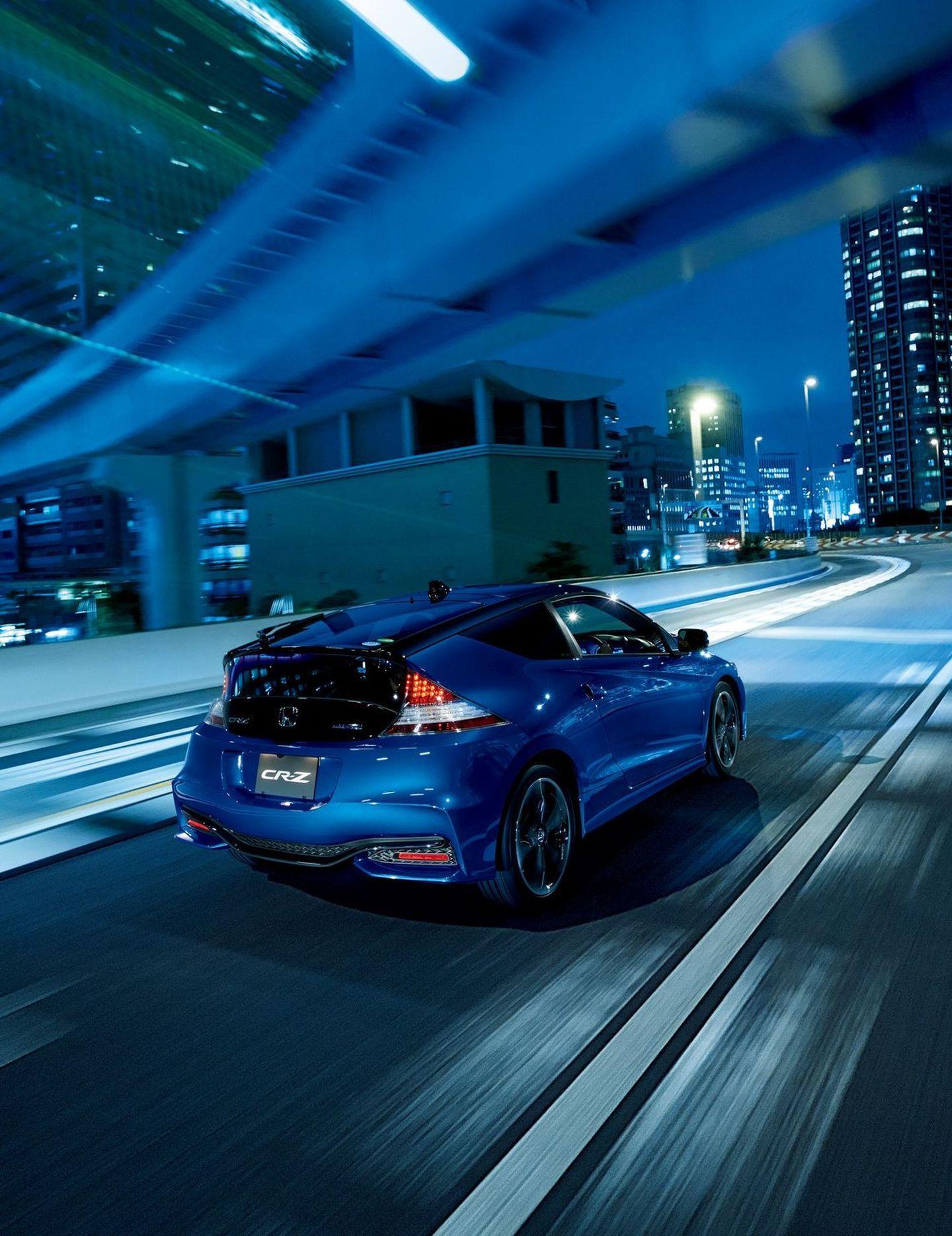 Honda CR-Z 2