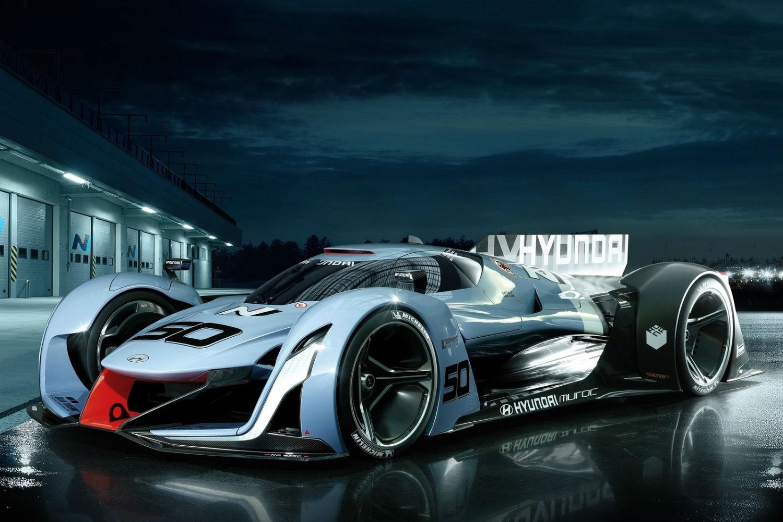 Hyundai N 2025 Vision Gran Turismo 1