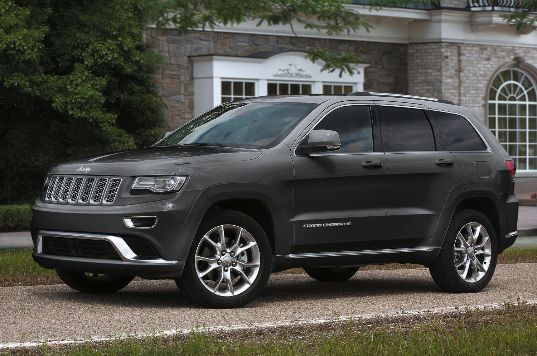 Jeep Grand Cherokee Platinum 1