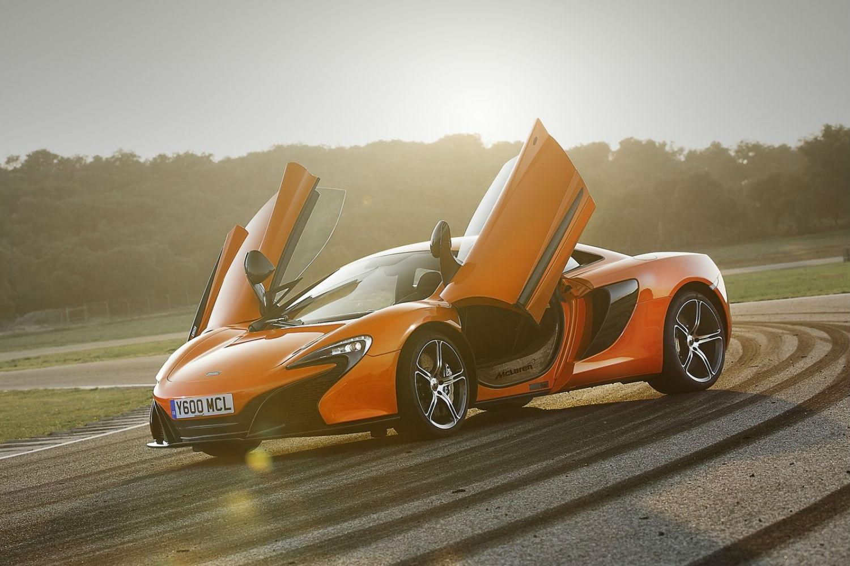 McLaren 650S 1