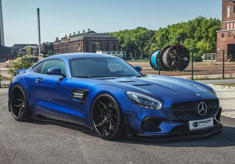 Mercedes AMG GT Prior Design 1