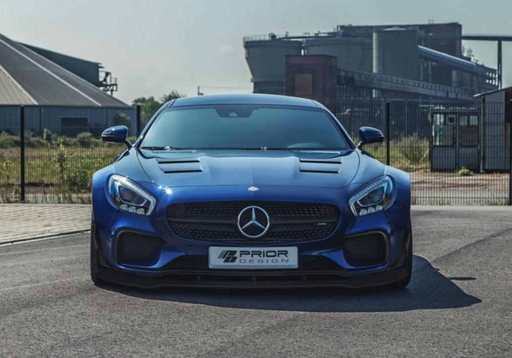 Mercedes AMG GT Prior Design 2