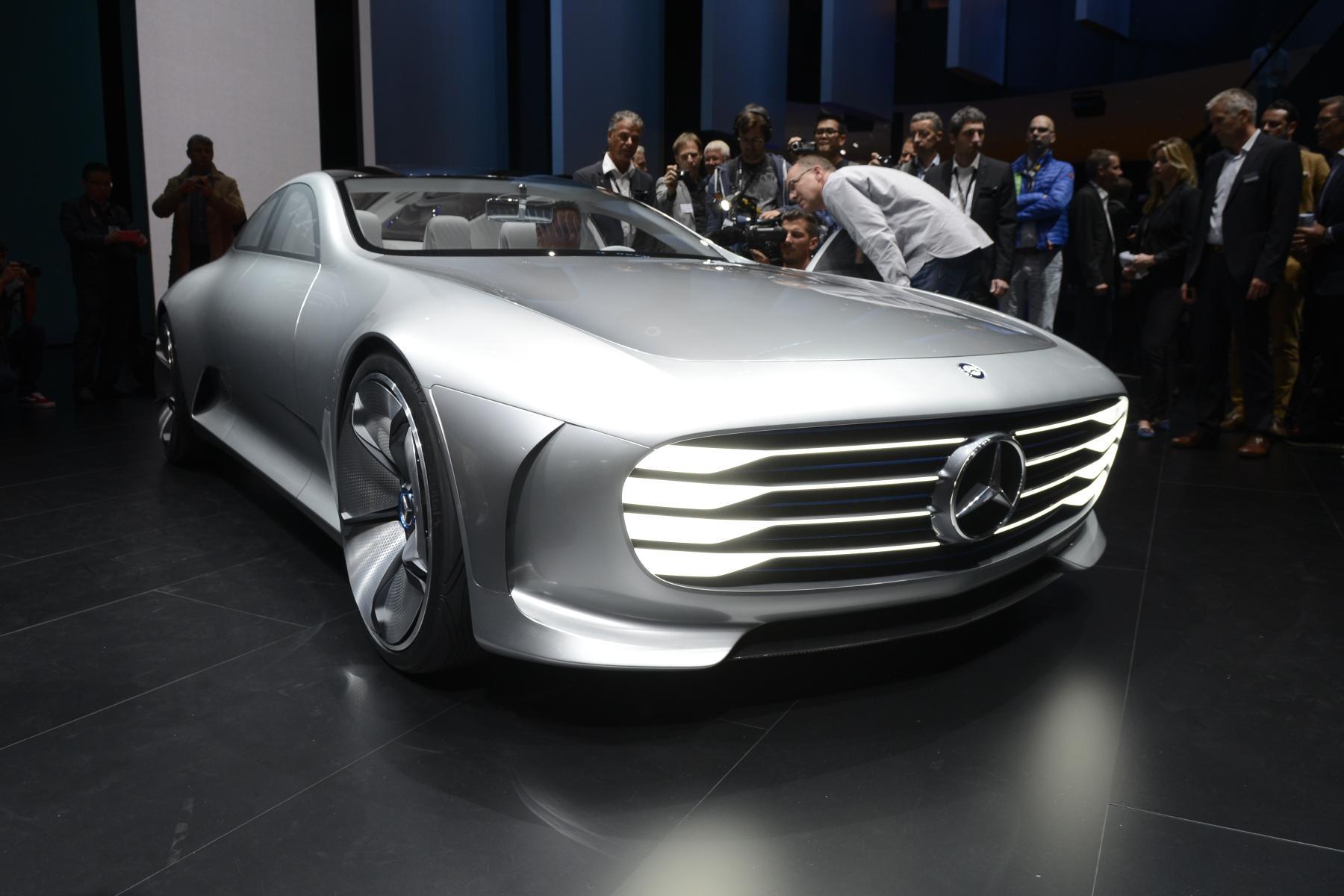 Mercedes IAA Concept 1