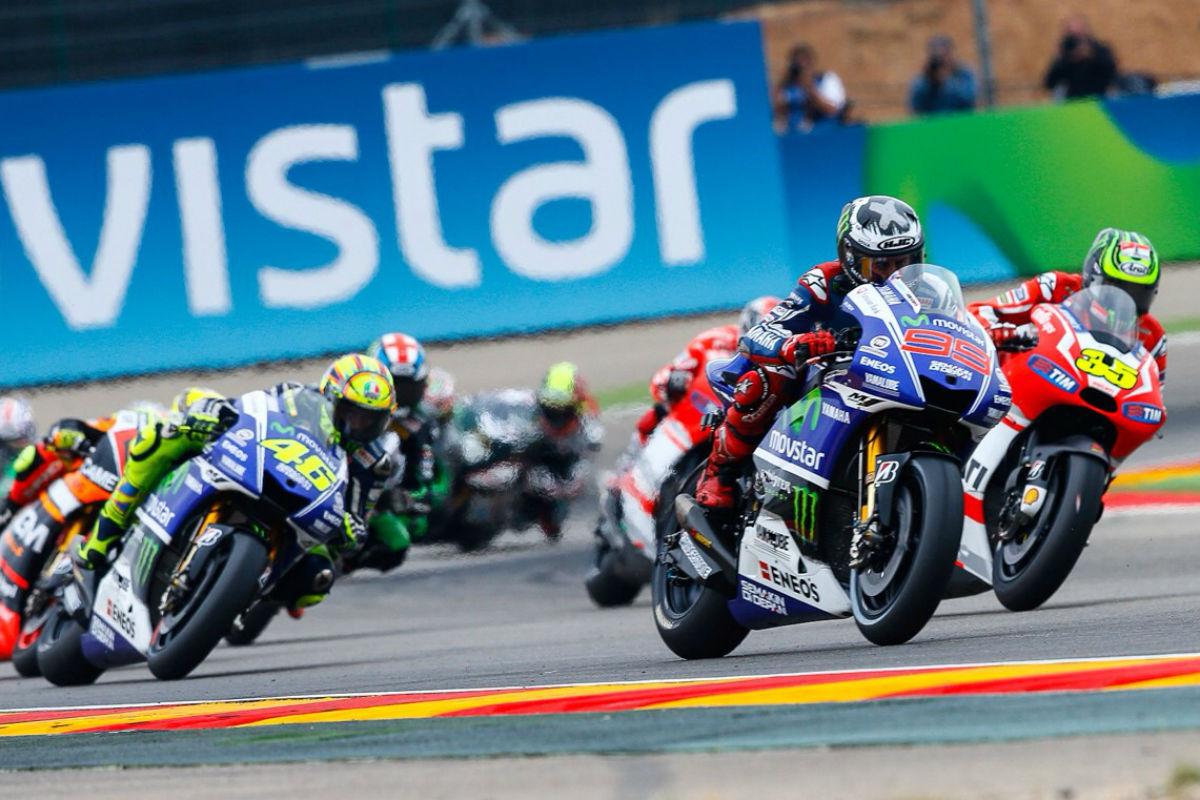 MotoGP Aragon 2014