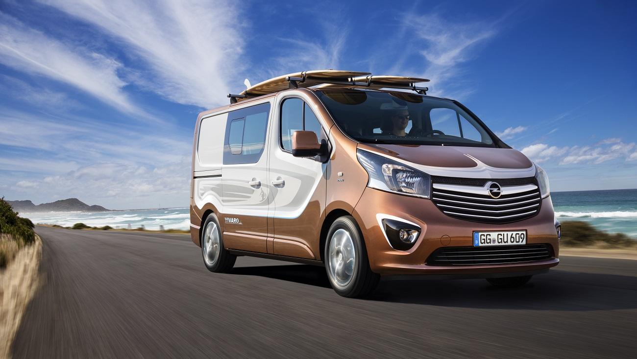 Opel Vivaro Surf 1