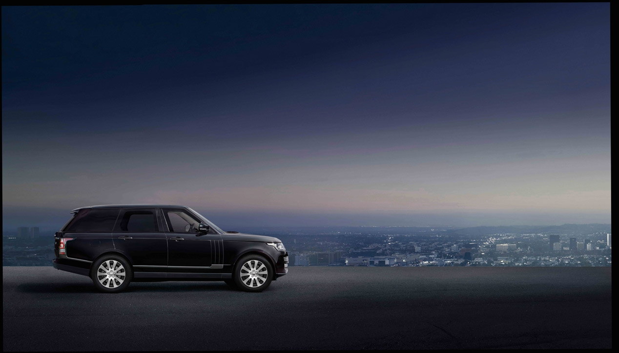 Range Rover Sentinel 3