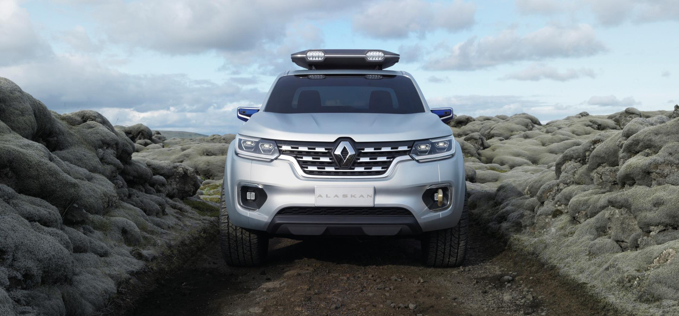 Renault Alaskan Concept 4