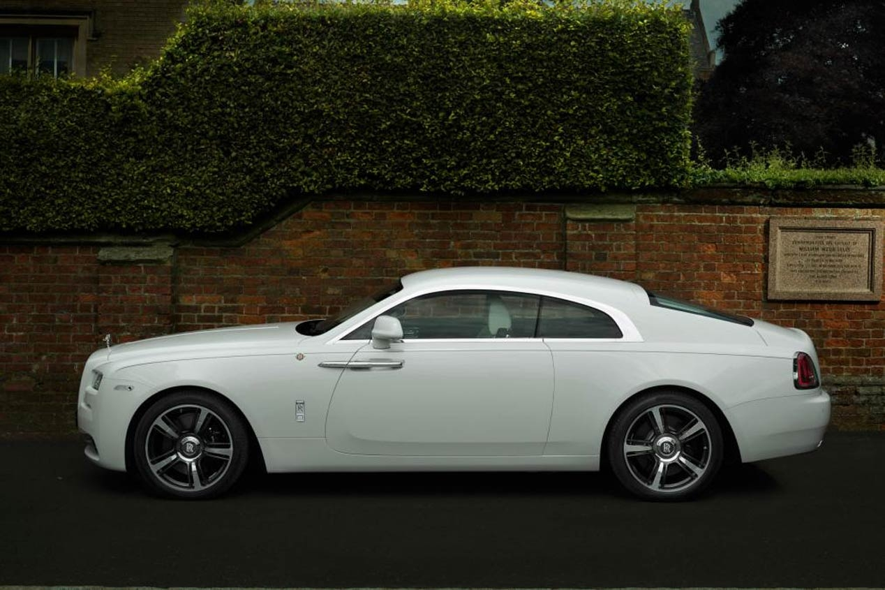 Rolls Royce Wraith History of Rugby 2