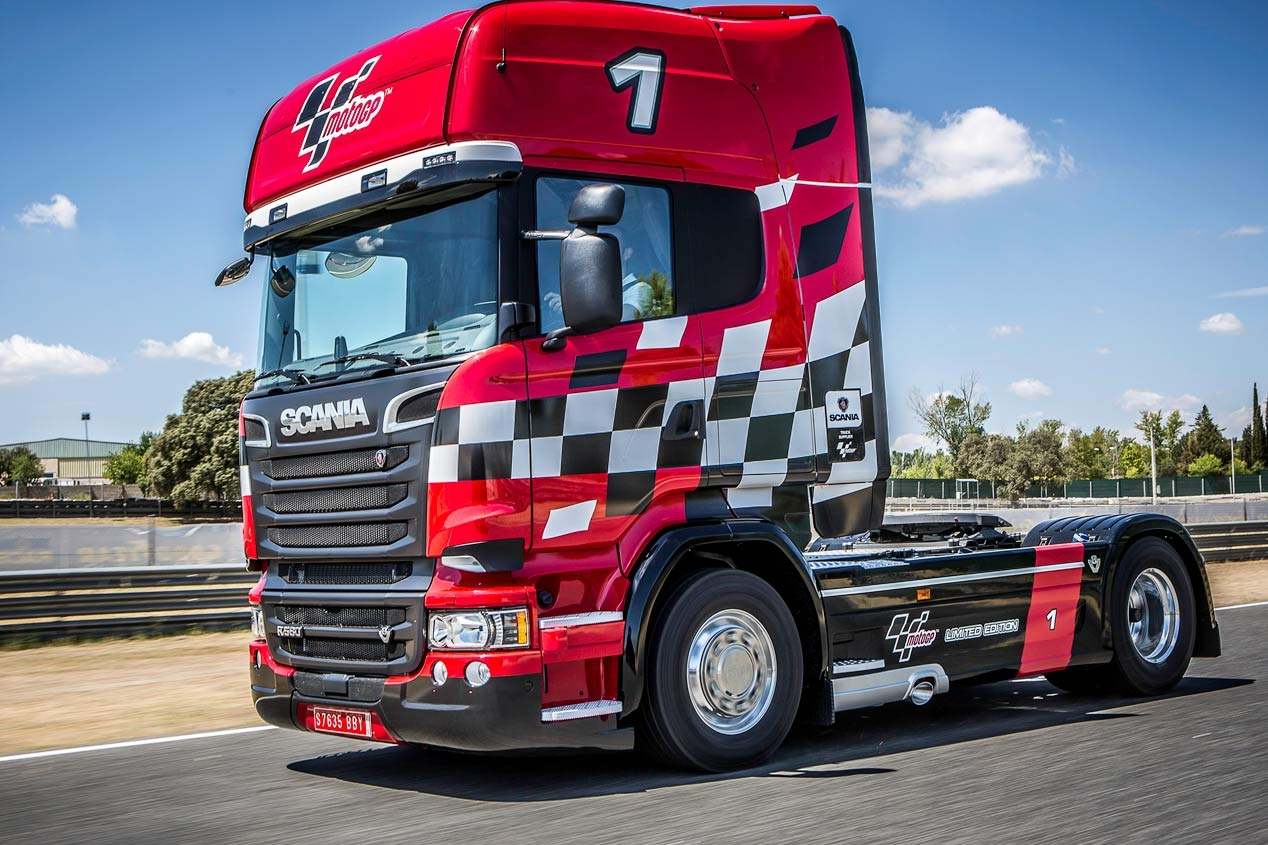 Scania V8 MotoGP Limited Edition 1