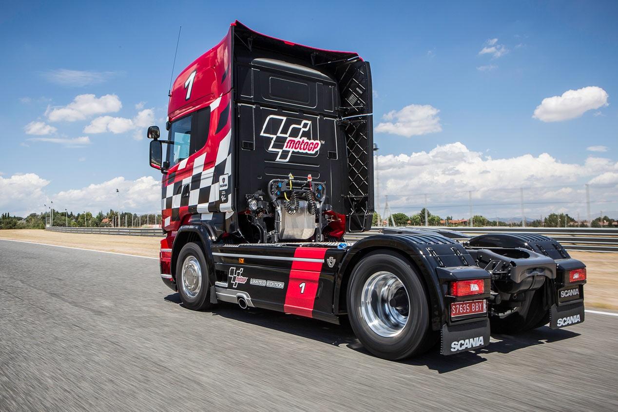 Scania V8 MotoGP Limited Edition 2