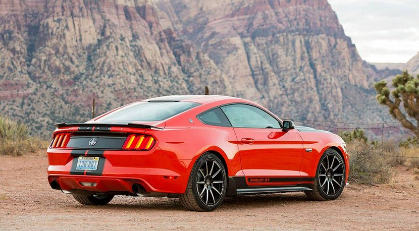 Shelby Mustang GT EcoBoost 2