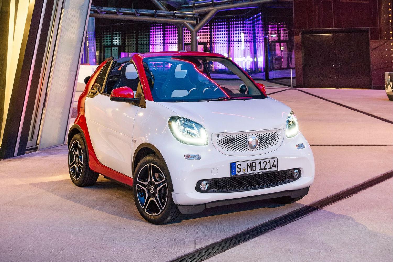 Smart ForTwo Cabrio: 'chic' de verdad