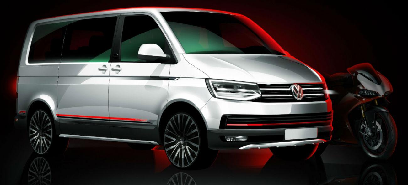 VW Multivan PanAmerican Concept 1
