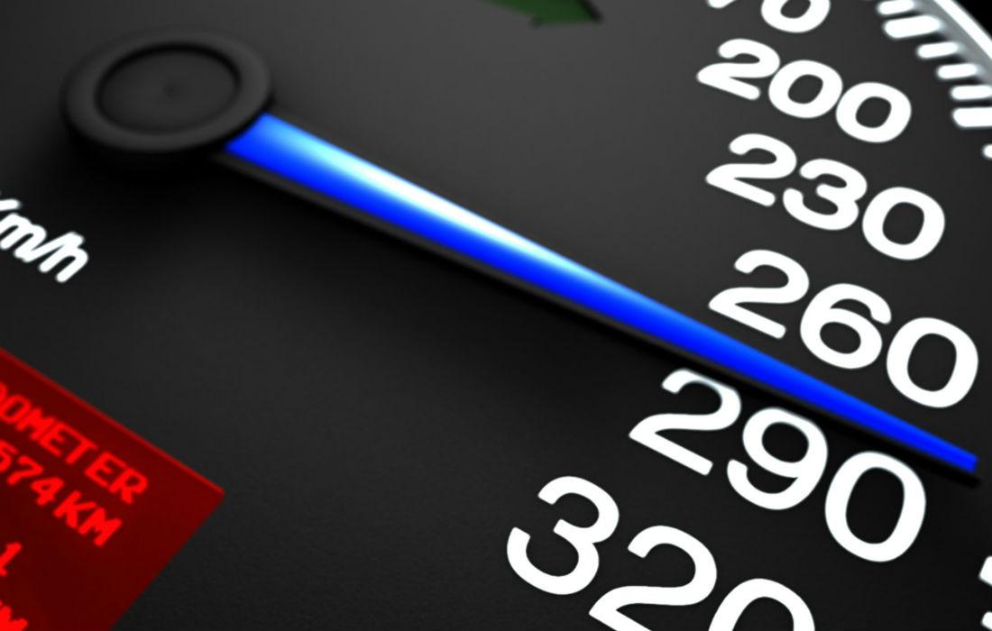 Un reciente estudio ha recopilado los 8 excesos de velocidad más flagrantes que han sido detectados en Europa.