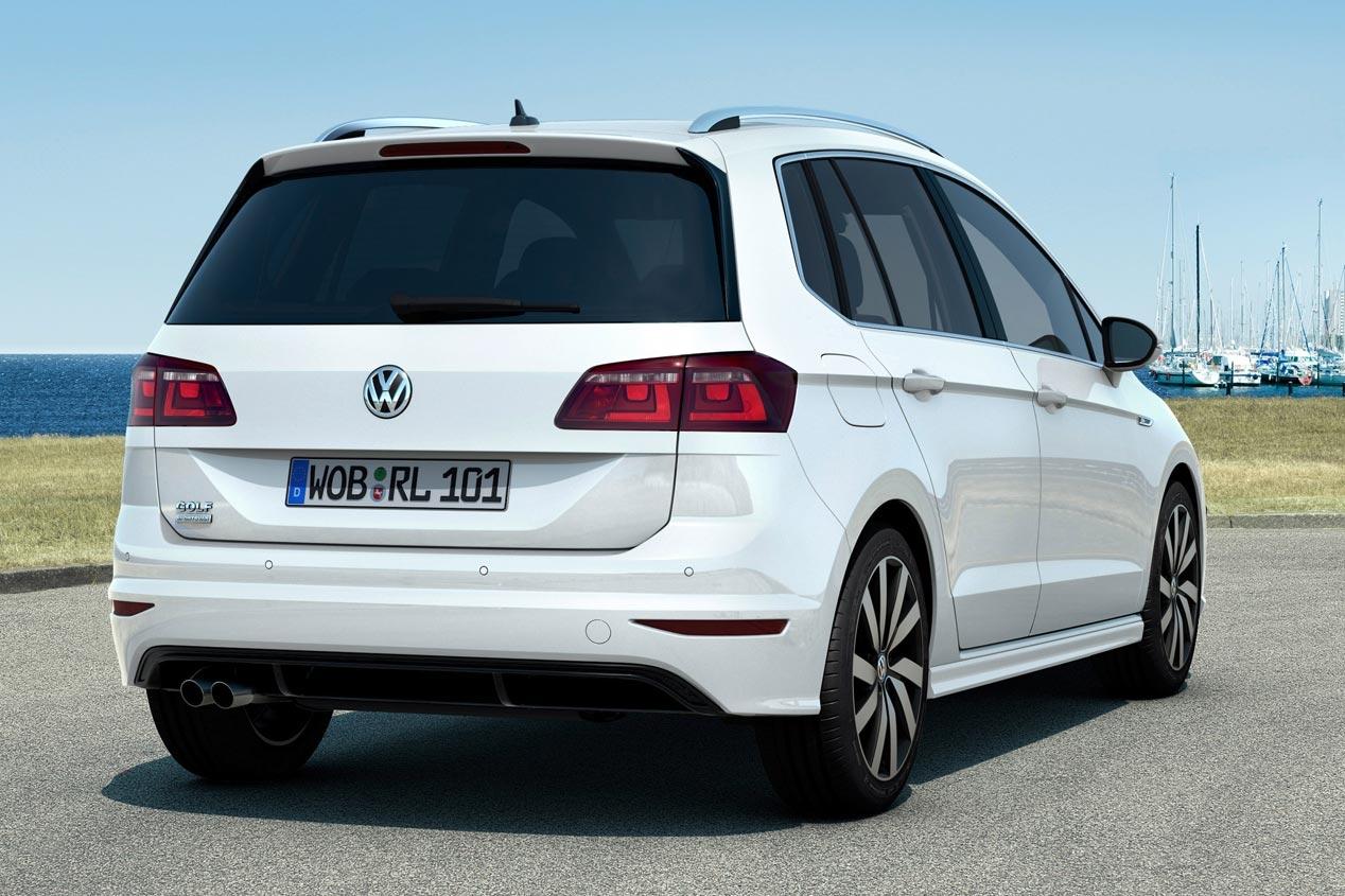 Volkswagen Golf Sportsvan R-Line 2