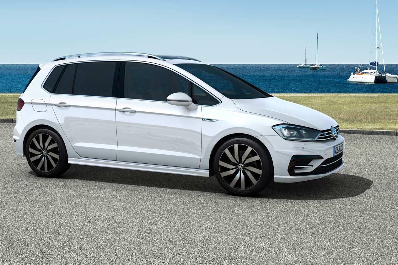 Volkswagen Golf Sportsvan R-Line 3