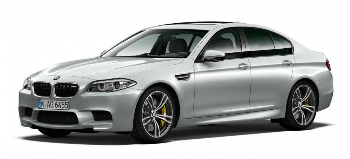 BMW M5 Pure Metal Edition 1