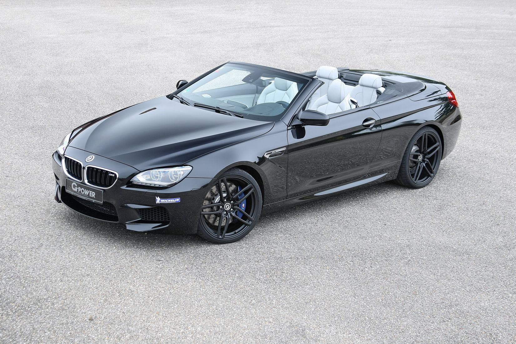 BMW M6 Cabrio G Power 1
