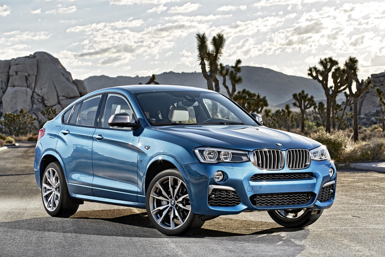 BMW X4 M40i, 360 CV de rabia