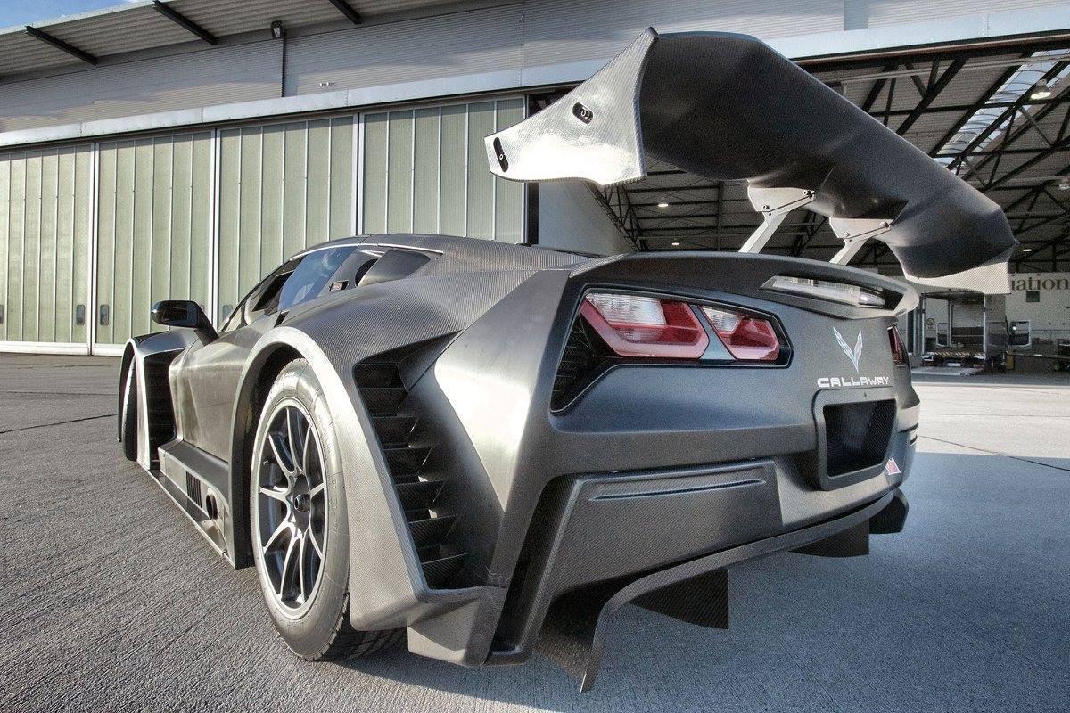 Callaway Corvette C7 GT3 R 2