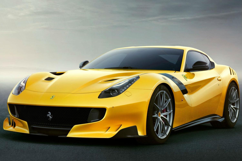 Ferrari F12tdf, 780 CV de homenaje