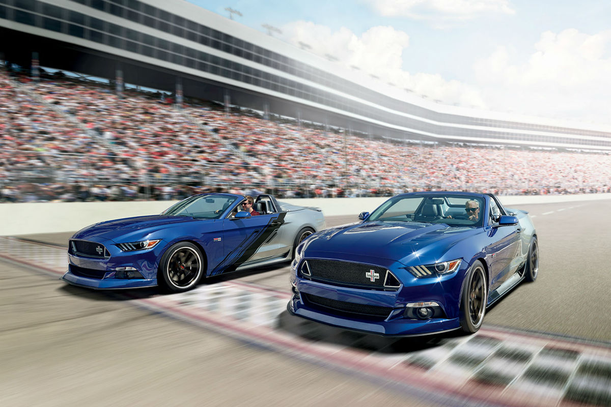 Ford Mustang Neiman Marcus