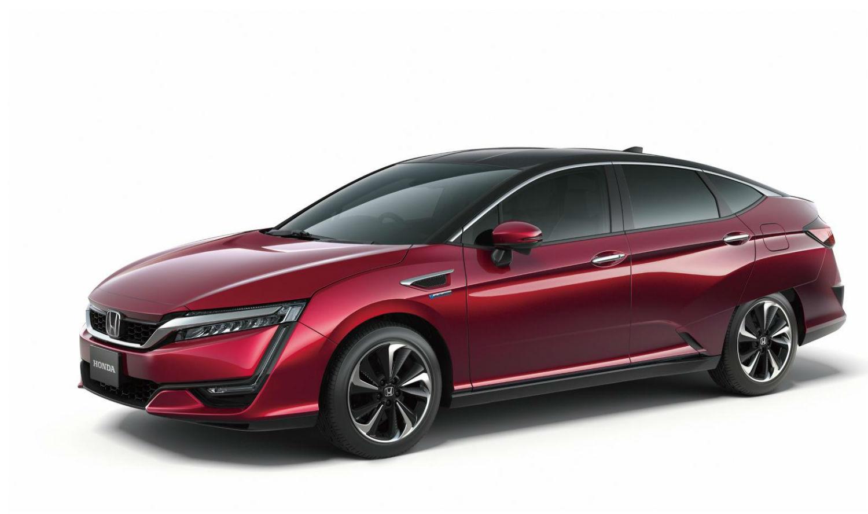 Honda Clarity Fuel 1