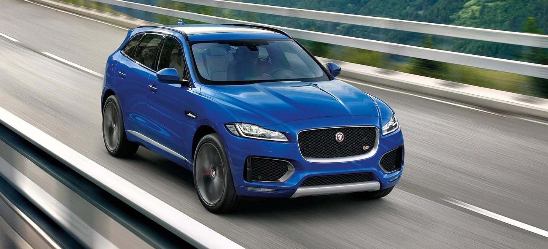 Jaguar F-Pace First Edition: ser el primero tiene premio
