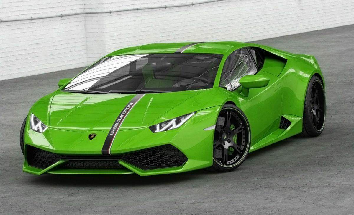 Lamborghini Huracan Wheelsandmore 1