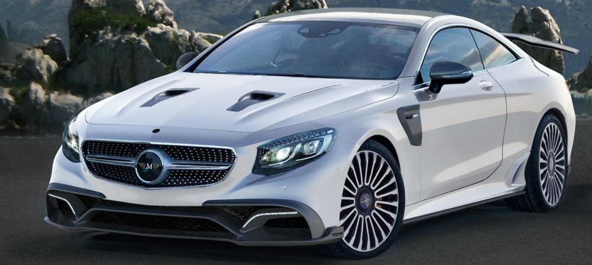 Mansory S 63 AMG Coupe 2