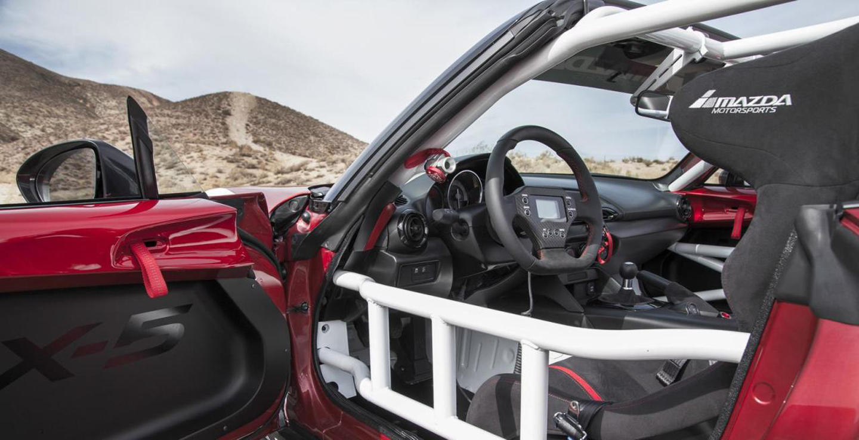 Mazda MX 5 Cup 2