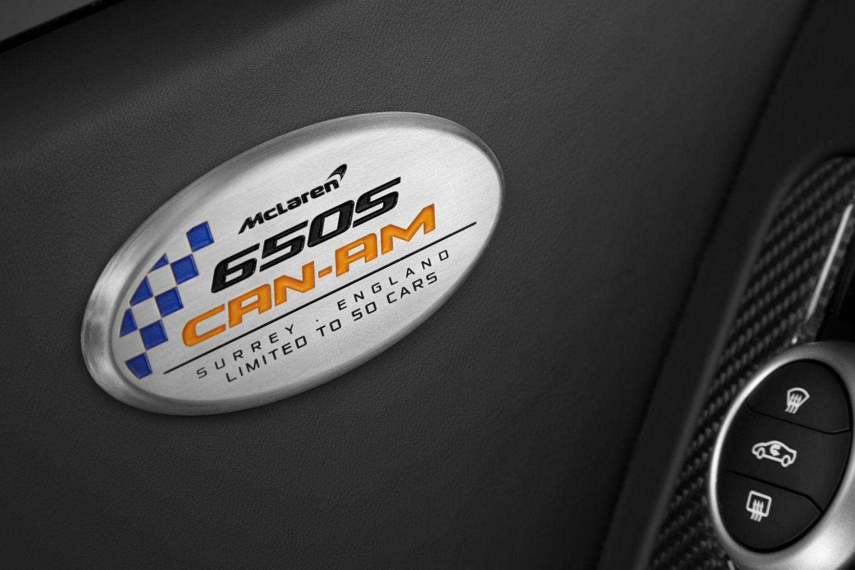 McLaren 650S Can Am 4