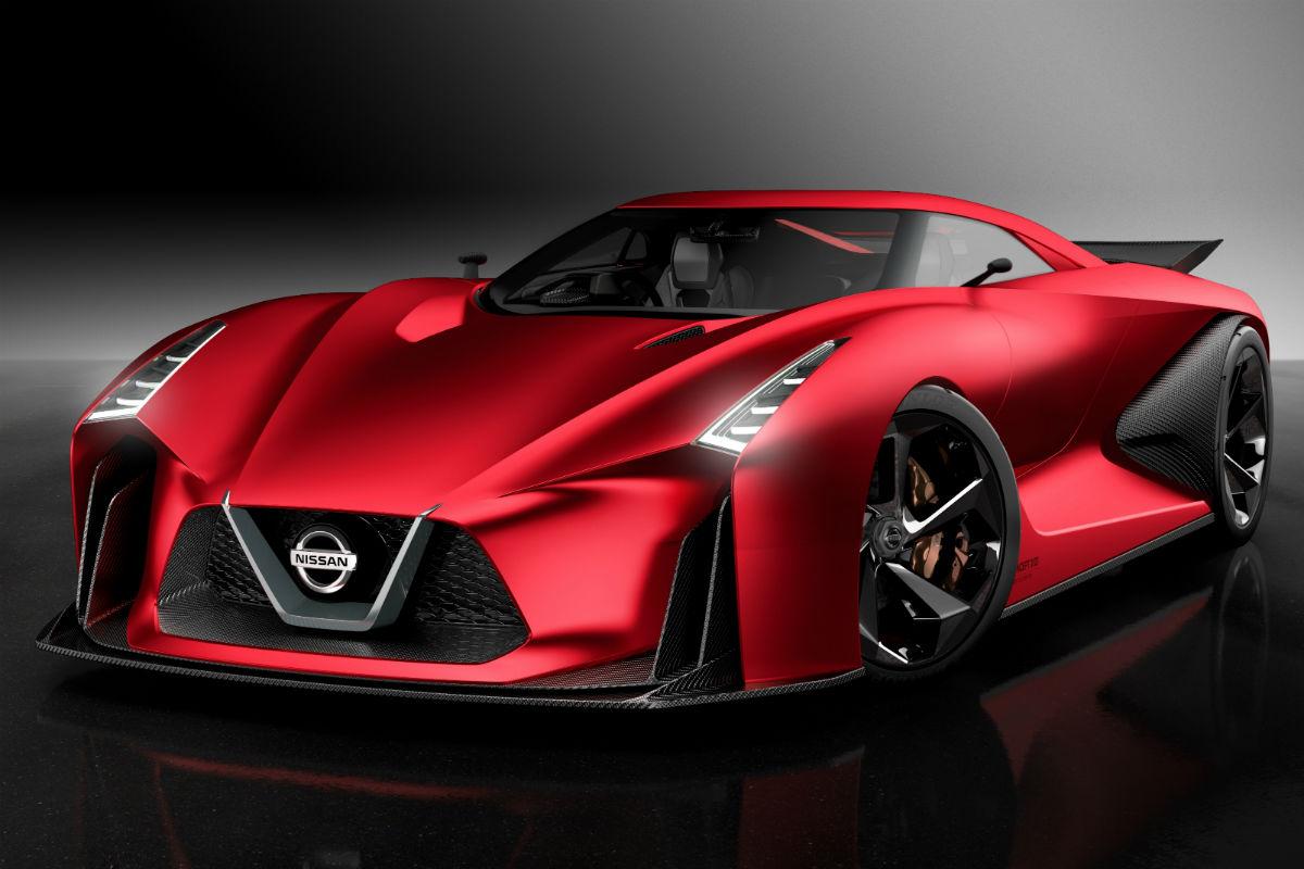 Nissan Concept 2020 Vision, de la pantalla al mundo real