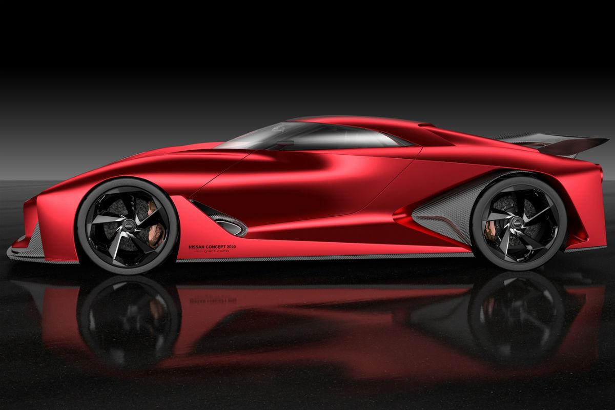 Nissan Concept 2020 Vision Gran Turismo 2