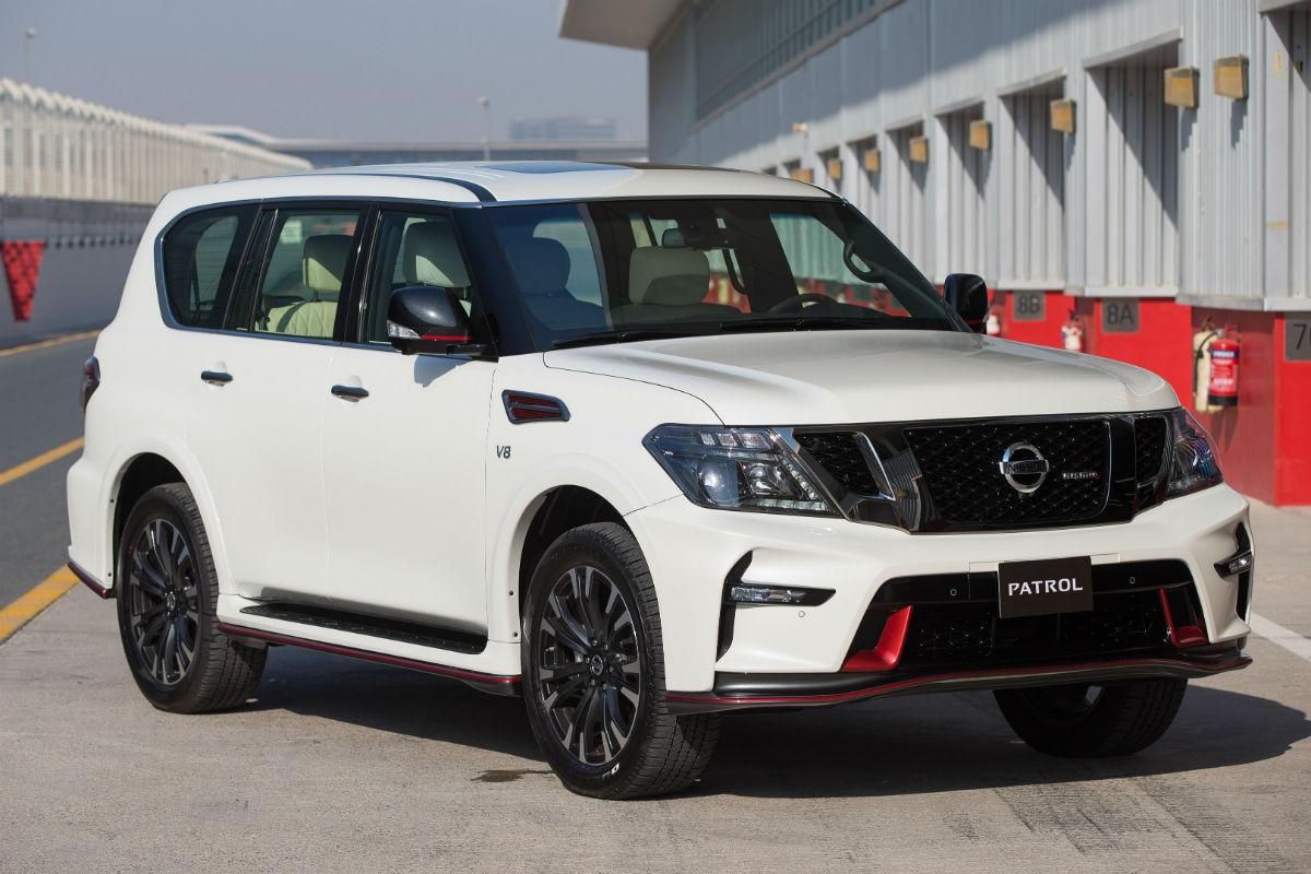 Nissan Patrol Nismo 1
