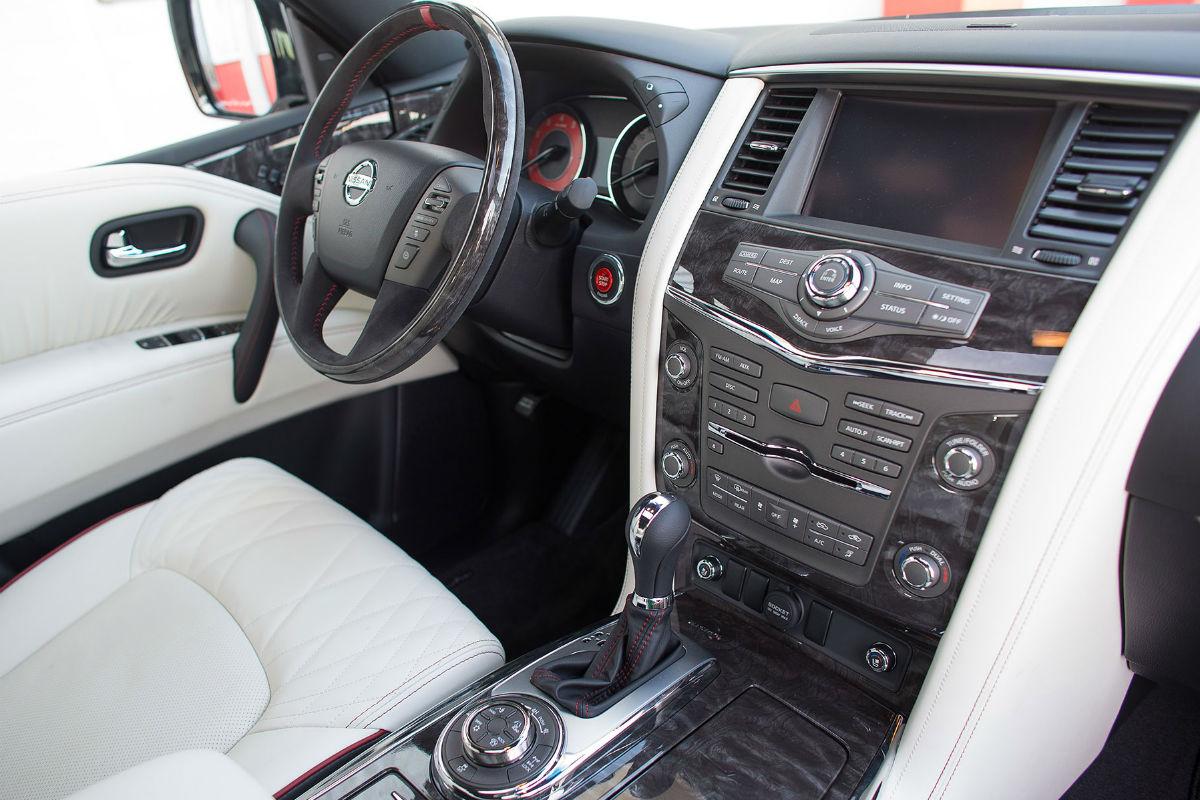 Nissan Patrol Nismo 2